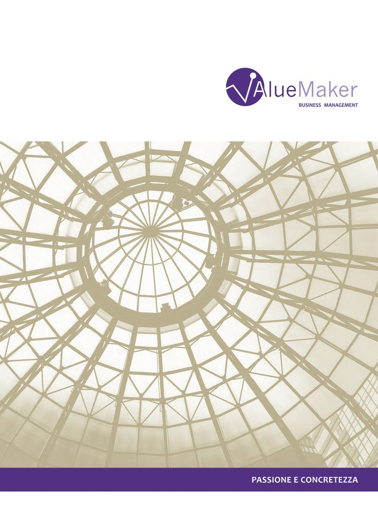VALUE MAKER Business Management -      Brochure