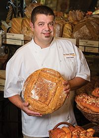 "Lionel Vatinet will present ""A Passion for Bread"" at the A Passion for Bread Cafe."