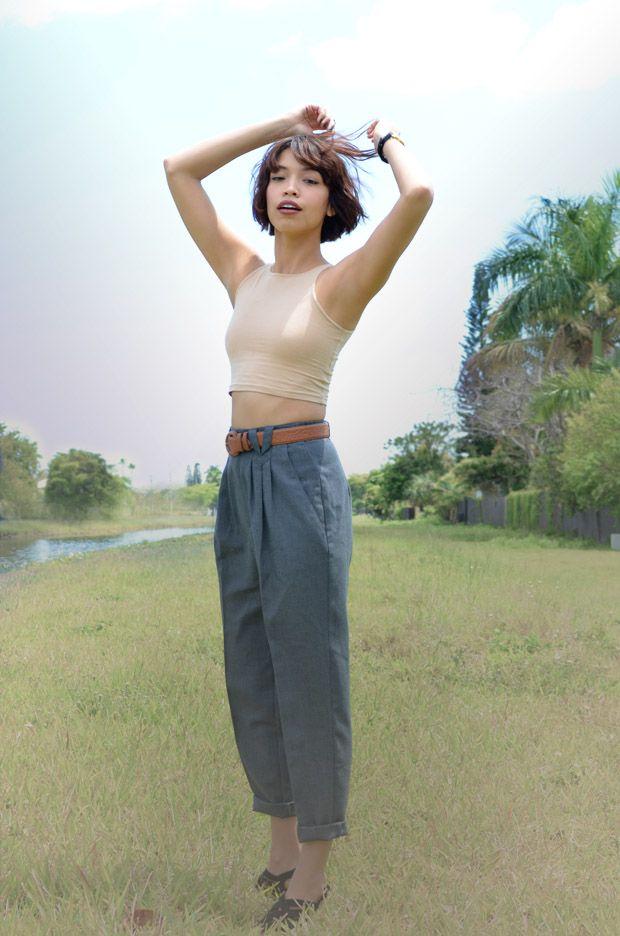 Boyish Style- LABEL ME