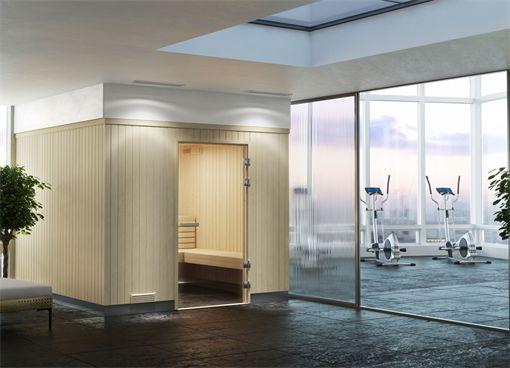 Sauna Envolve Pro Tylö® -  www.oliness.com - Concessionnaire Jacuzzi® région centre