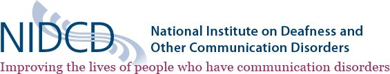 National Institutes of Health- list of organizations/resources for deafness and other communication disorders