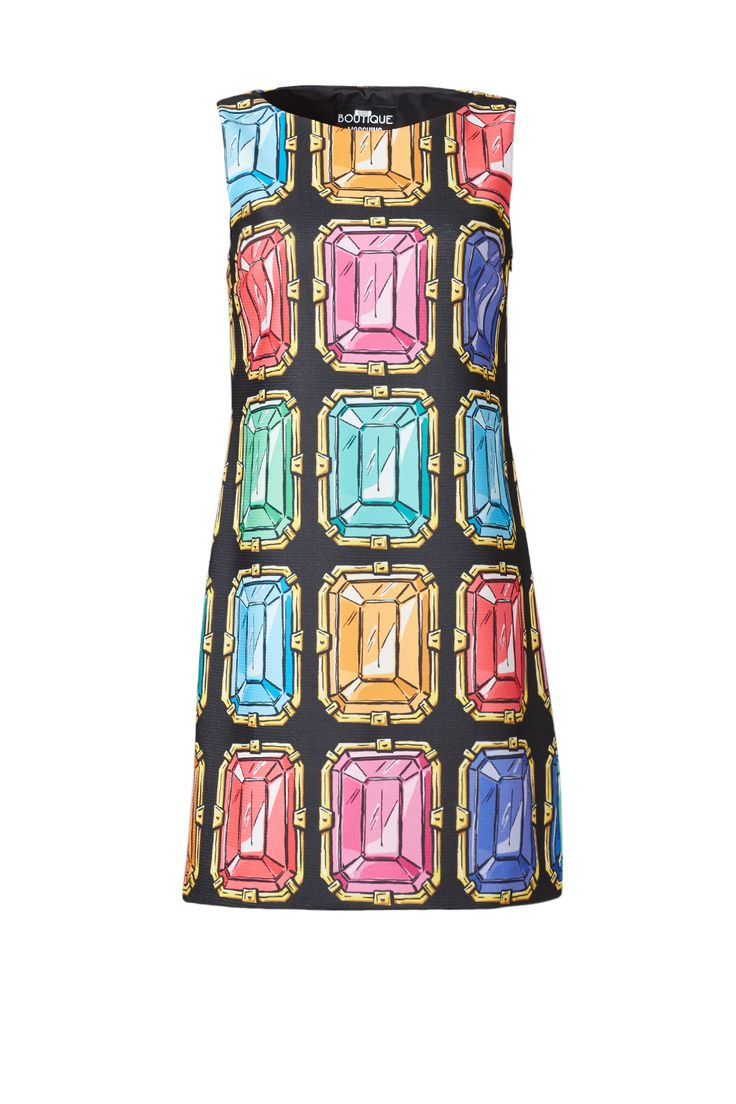 Rent Jeweled Shift by BOUTIQUE MOSCHINO for $100 only at Rent the Runway.