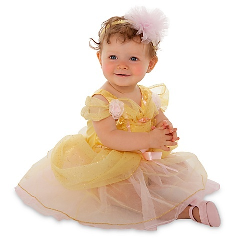 Belle Costume for Infants and Toddlers