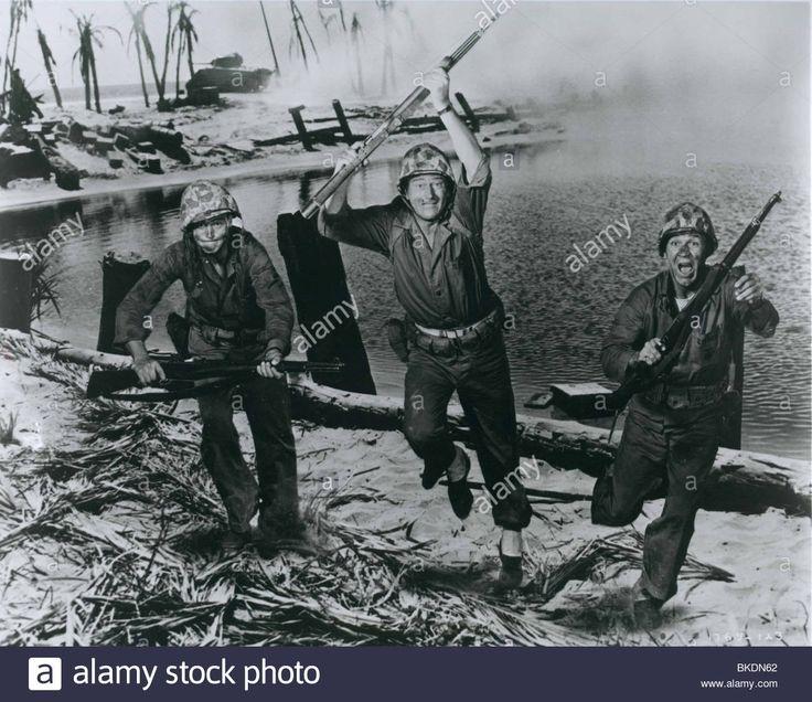 Sands Of Iwo Jima (1949) John Wayne Soij 004p Stock Photo, Royalty Free Image: 29190842 - Alamy