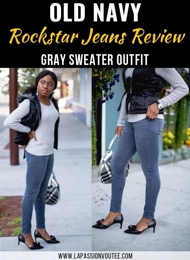 430aca95d8 An honest review of Old Navy Rockstar jeans by someone who has owned one  for a