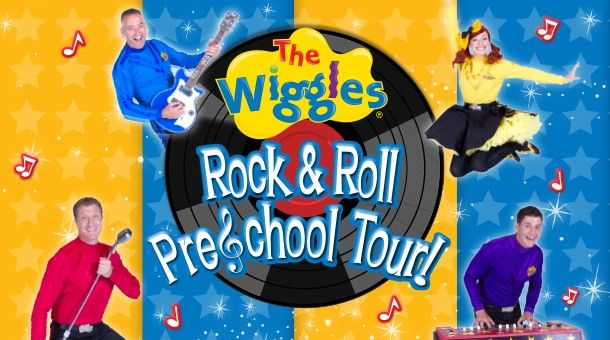 The Wiggles Rock and Roll Preschool Tour 2015