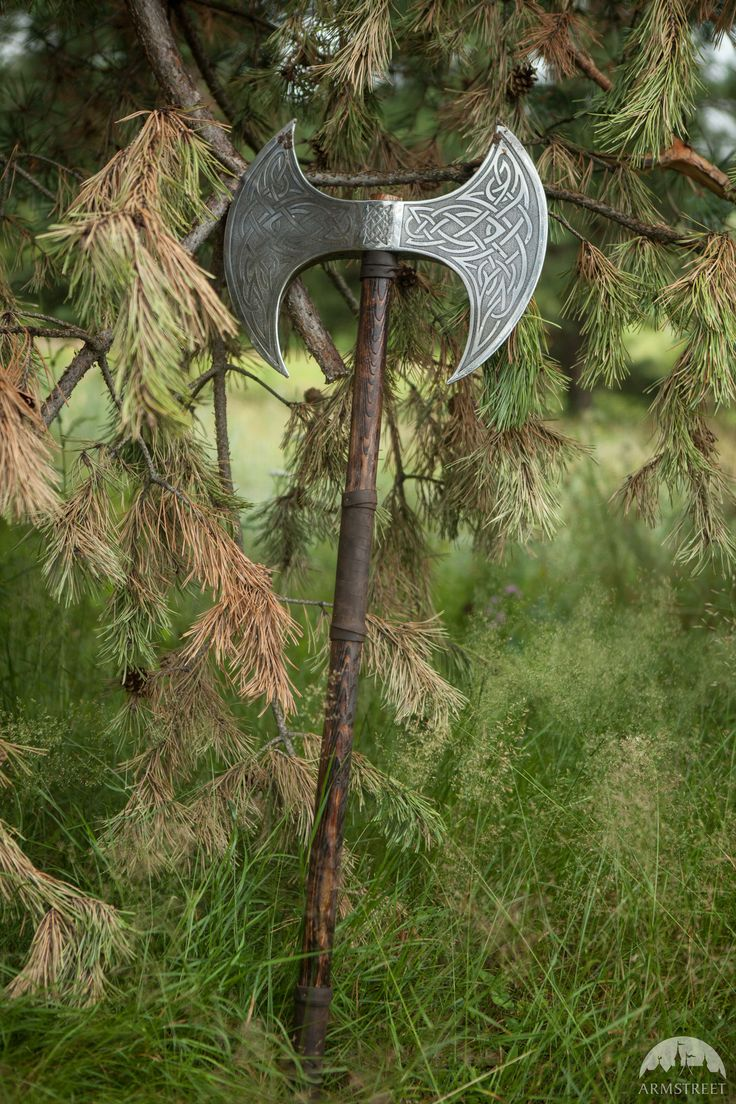 Viking Double-Axe