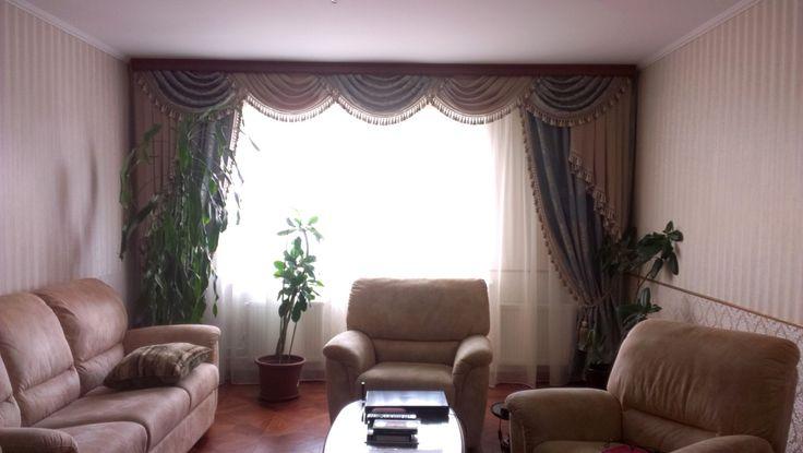 Шторы для гостиной, в зал – фото работ ( дизайн, пошив штор ) в интерьере | Салон штор и текстиля «Текстильные штучки»