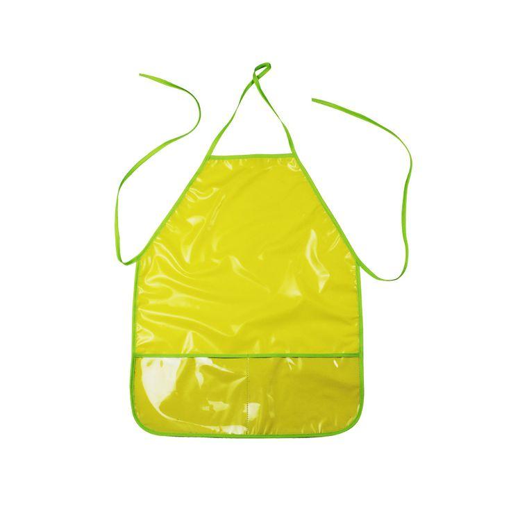 Children's Artists Waterproof PVC Aprons - Kitchen, Classroom, Community Event, Crafts & Art Painting Activity #Affiliate