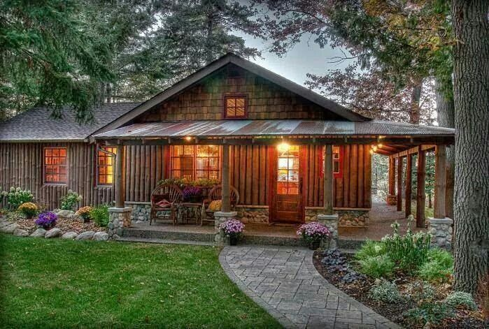 THIS IS HIDEAWAY CABIN