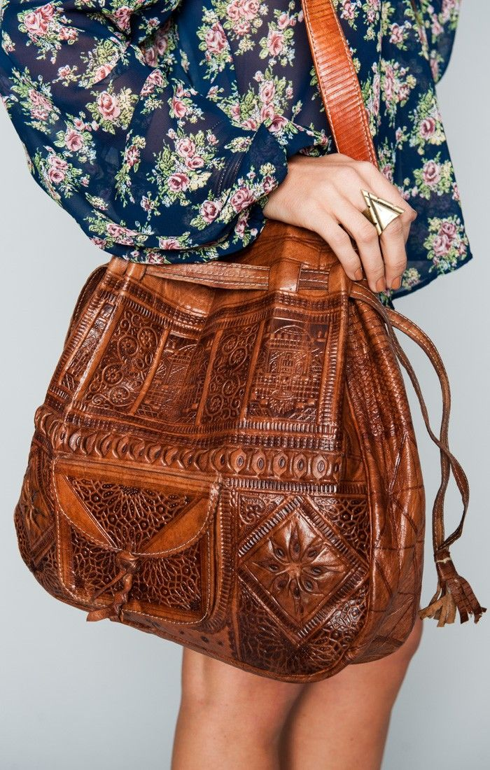 Moroccan Berber Bag | Show Me Your MuMu