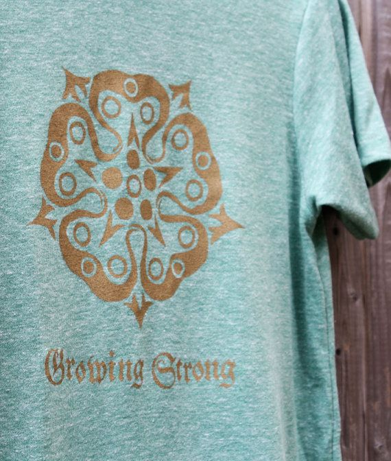 Game of Thrones // House Tyrell // Growing by FencingNArchery, $27.00