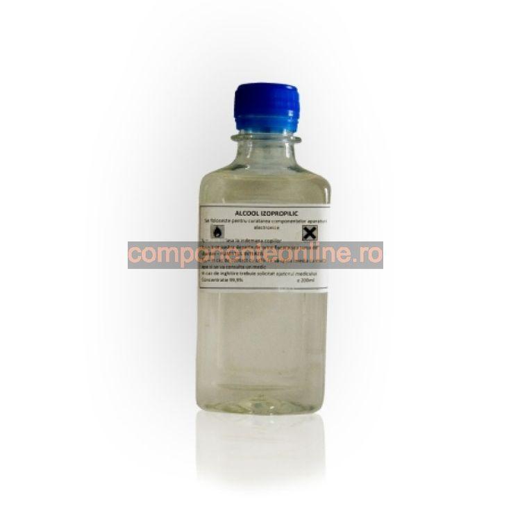 Alcool izopropilic, 200ml - 400505