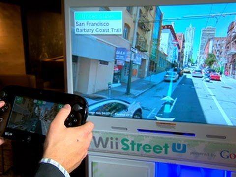 #Wii #Street #U #Google #Maps #WiiU #Nintendo