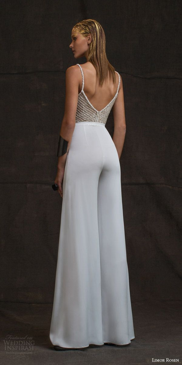 Best 25 bridal pant suits ideas on pinterest bridal for Dress pant outfits for wedding