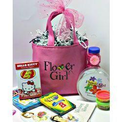 Flower Girl Tote Set #gift #flowergirl