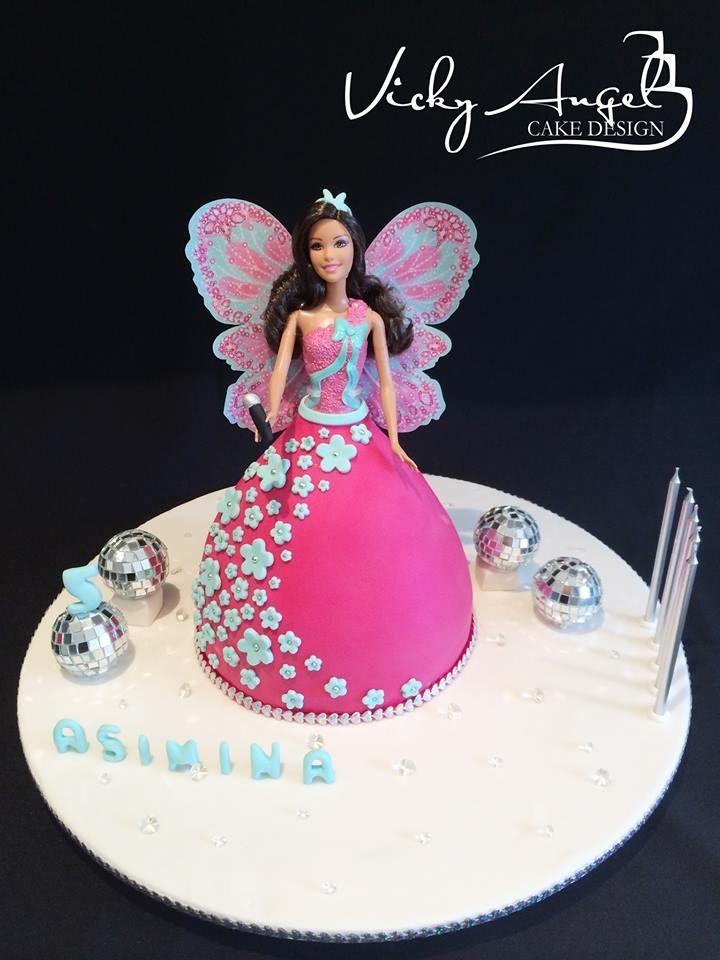 Back > Gallery For > Angel Birthday Cake Designs