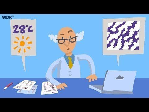 Wie entsteht die Wettervorhersage? I WDR - YouTube