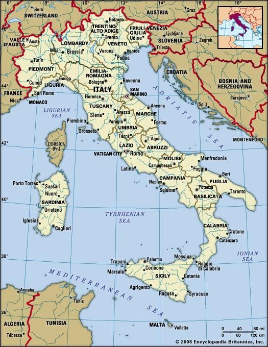15 best Italy images on Pinterest  Map of italy Antique maps and