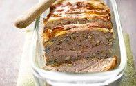 Vous voulez cuisiner un plat gourmand ? Suivez notre recette de terrine de bœuf et filet de porc aux noisettes et au cognac. À vos fourneaux.