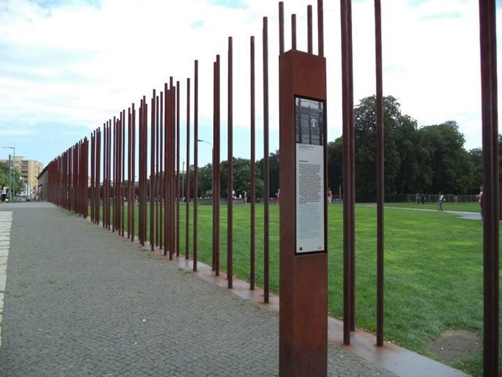 Remains of #BerlinWall | #History #Germany