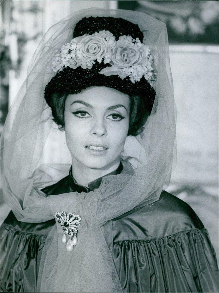 Vintage Photo of French Actress Michèle Mercier | eBay