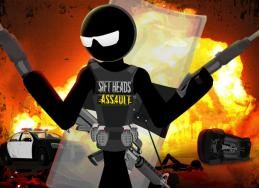 SIFT HEADS ASSAULT - Play Cool free Games Online