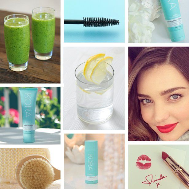 Miranda Kerr reveals her morning beauty routine secrets | Stylist Magazine