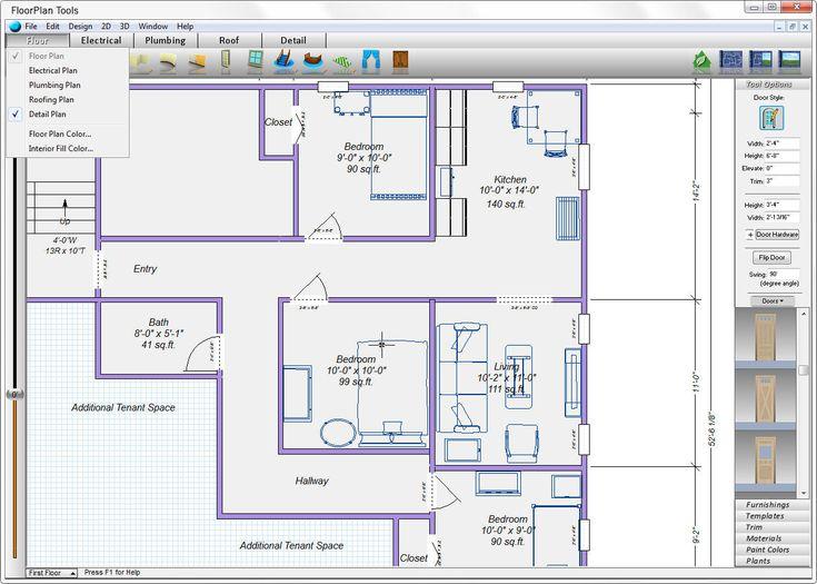 Best Of Free Floor Plan Program For Mac And View Floor Plan App Floor Plan Creator Free Floor Plans House plan making app