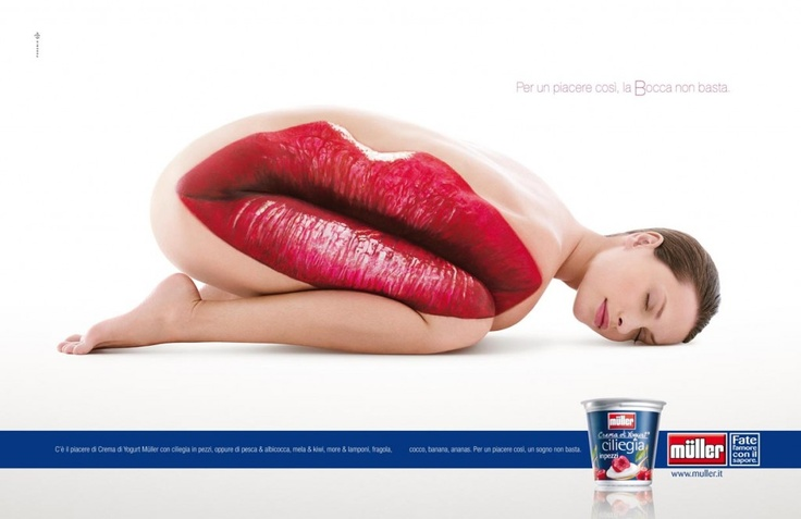 Guido Daniele for Muller Advert  http://www.guidodaniele.com/