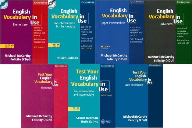 """E""""English Vocabulary in Use"""" for all levels with tests #learnenglish #freebooks @AntriParto"""