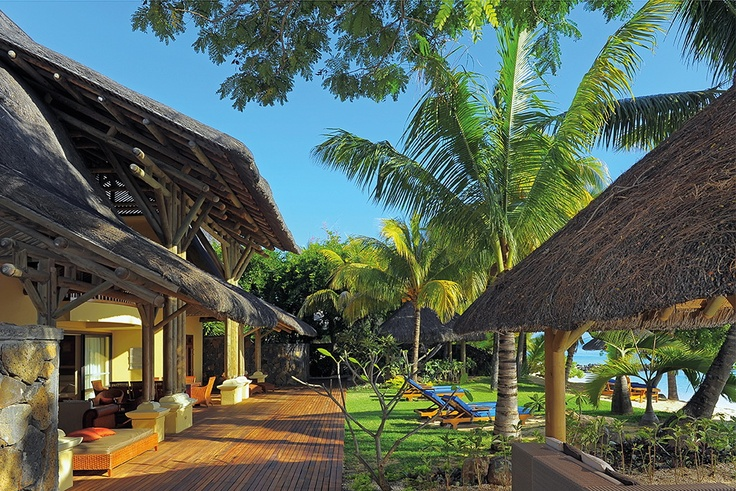 The Paradis Villas in Mauritius are perfect for a luxury family holiday with all of the resorts facilities on your doorstep.