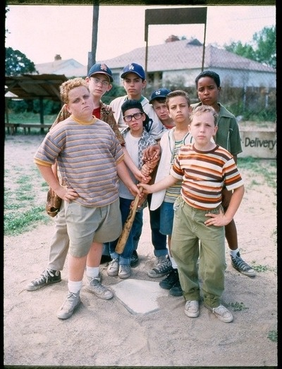 The Sultans of the Sandlot My favorite is the great ham-bino! <3