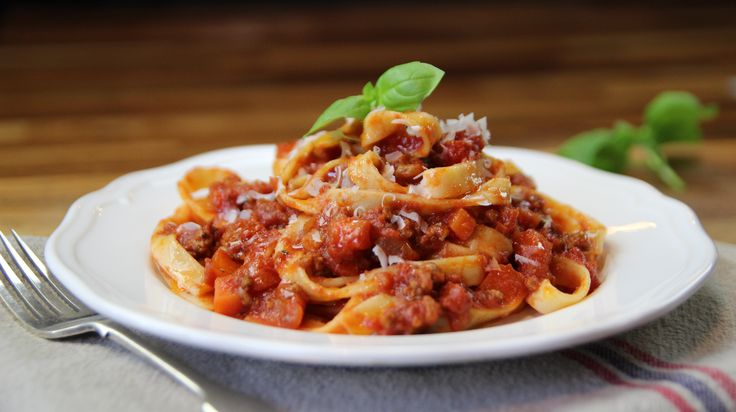 Classic Bolognese