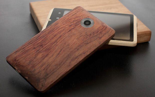 Bamboo Tech Accessories - Trop cool!!! :D