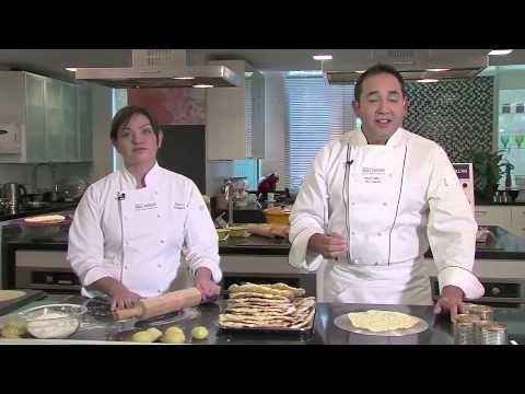 Torta de Hojarasca o Pompadour - YouTube