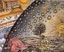 COSMOGONÍA: origen del cosmos o del universo. Es la ciencia que trata de la formación del universo. Los pueblos han inducido diversas versiones de la formación del universo. El pensamiento cosmogónico se inicio con explicaciones míticas del origen del mundo y de los dioses y han progresado a explicaciones racionales que pretenden descubrir científicamente los enigmas del universo.