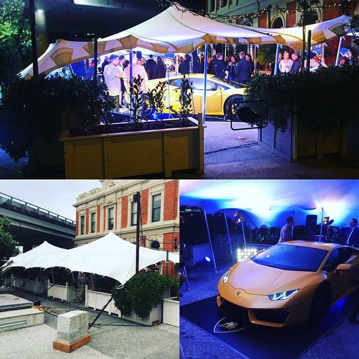Loving the new Lamborghini Huracan Spider #stretchtentsnz #events #stretchtentsbop #lamborginihuracan #stretchtentsauckland