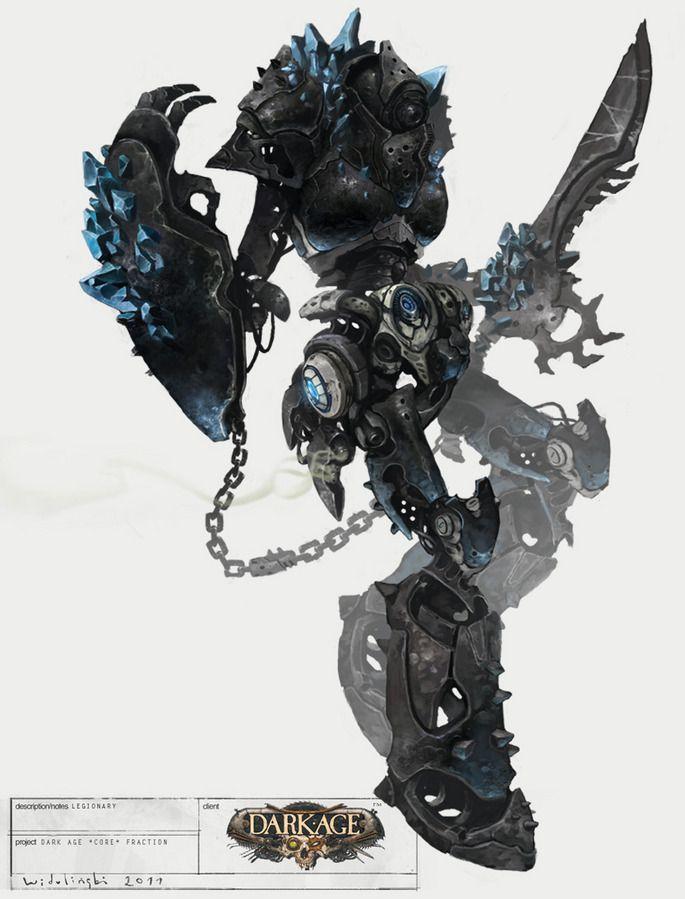 Legionary: Robot Designs, Character Designs, Mecha Robots, Robots Mech, Concept Art, Aliens Monsters Robots, Iwo Widulinski, Arte Conceptual