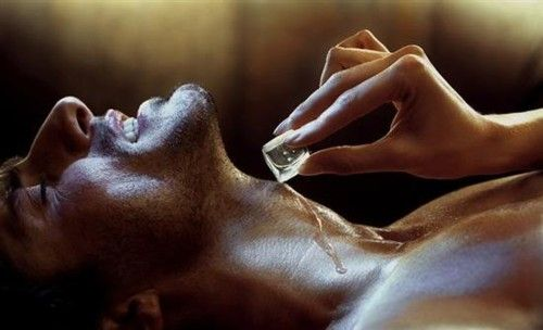 David Tennant and a bit of ice. Umm, I'm pinning this for reasons that are my own o_O