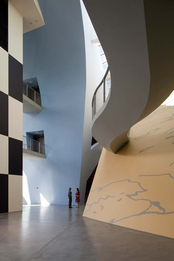 Musée Hergé, Louvain La Neuve, Belgium