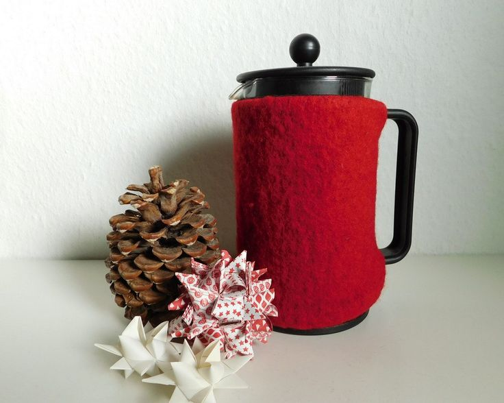 Cozy for Bodum Coffee French Press by SilverfernDK on Etsy