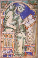 Illuminated Manuscript — The Medieval Scriptorium – A Gallery of Medieval Life and Art