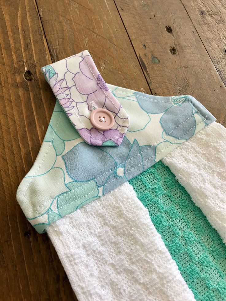 A personal favourite from my Etsy shop https://www.etsy.com/au/listing/538681816/hanging-hand-towel-hanging-towel-tea