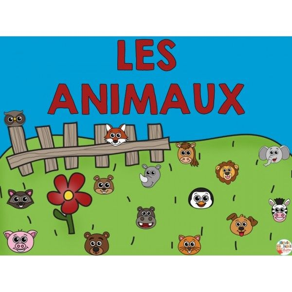 Animaux - PowerPoint