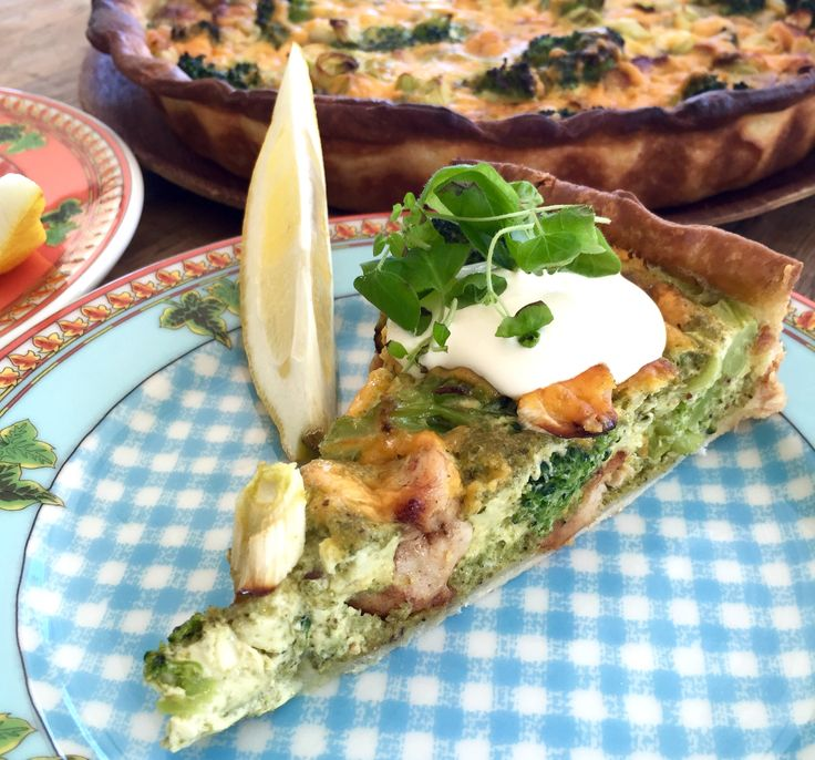 kyllingpai med med pesto | lars spiser – oppskrifter & matglede