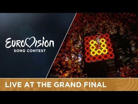 LIVE - Laura Tesoro - What's The Pressure (Belgium) at the Grand Final - YouTube