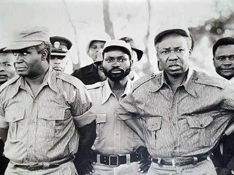 Image result for nyerere and kaunda