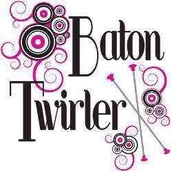 Baton-Twirling Sayings | baton_twirler_thermos_bottle_12_oz.jpg?height=250&width=250 ...