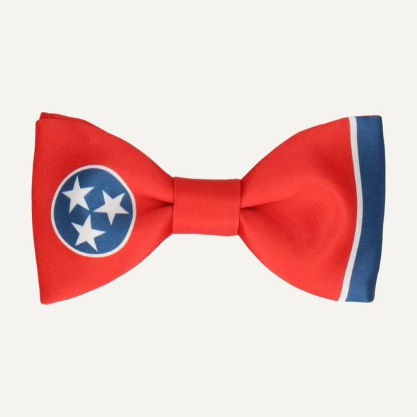 BOW TIE OF TENNESSEE STATE FLAG